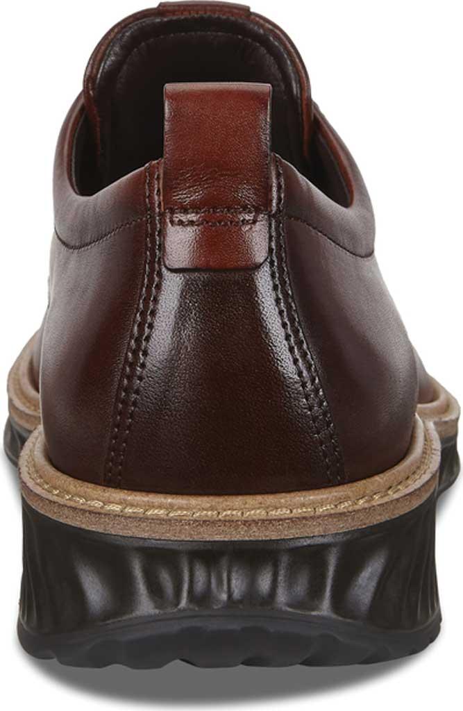 Men's ECCO ST1 Hybrid Plain Toe Sneaker, Cognac Leather, large, image 4