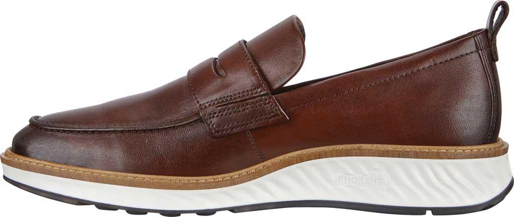 Men's ECCO ST1 Hybrid Penny Loafer, Cognac Leather, large, image 3