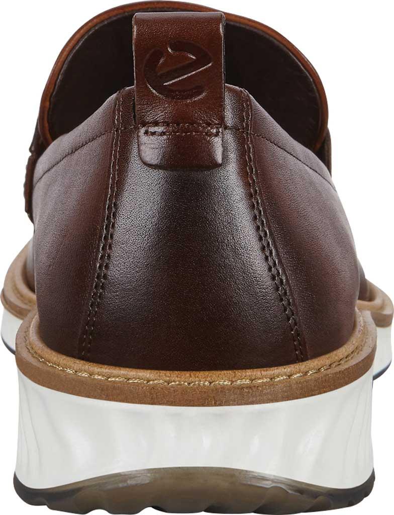 Men's ECCO ST1 Hybrid Penny Loafer, Cognac Leather, large, image 4
