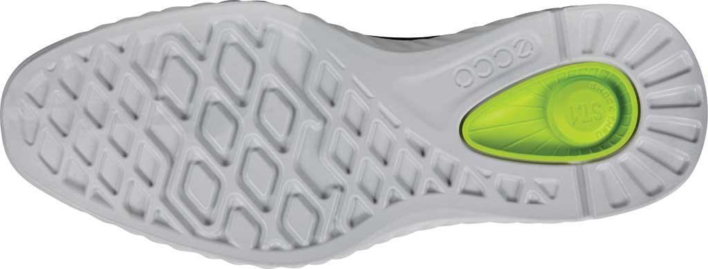 Men's ECCO ST1 Hybrid Lite Plain Toe Oxford, Black Nubuck, large, image 6