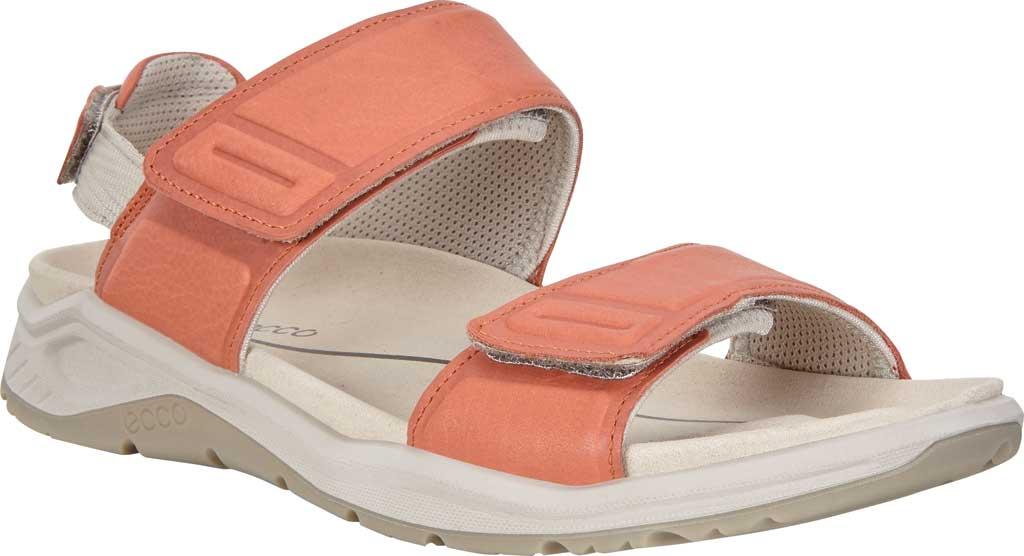 Women's ECCO X-Trinsic Active Sandal, Apricot Yak Leather, large, image 1