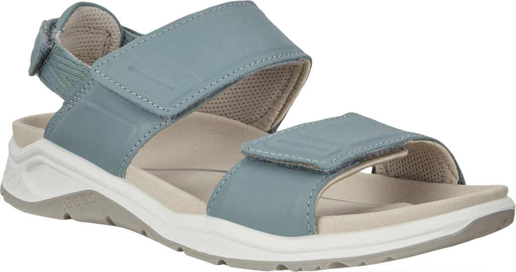 Women's ECCO X-Trinsic Active Sandal, Trellis Yak Leather, large, image 1