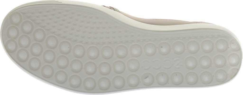 Women's ECCO Soft 7 Woven Slip On II Sneaker, Grey Rose Top Grain Leather, large, image 6