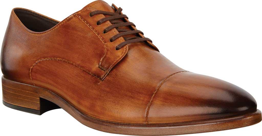 Men's ECCO Vitrus Mondial Cap Toe Oxford, Honey Leather, large, image 1