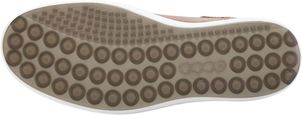 Men's ECCO Soft 7 Street Sneaker, Mahogany/Lion Leather, large, image 6