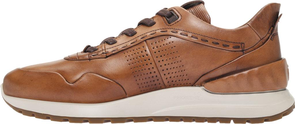 Men's ECCO Astir Dress Sneaker, Amber Full Grain Leather, large, image 3
