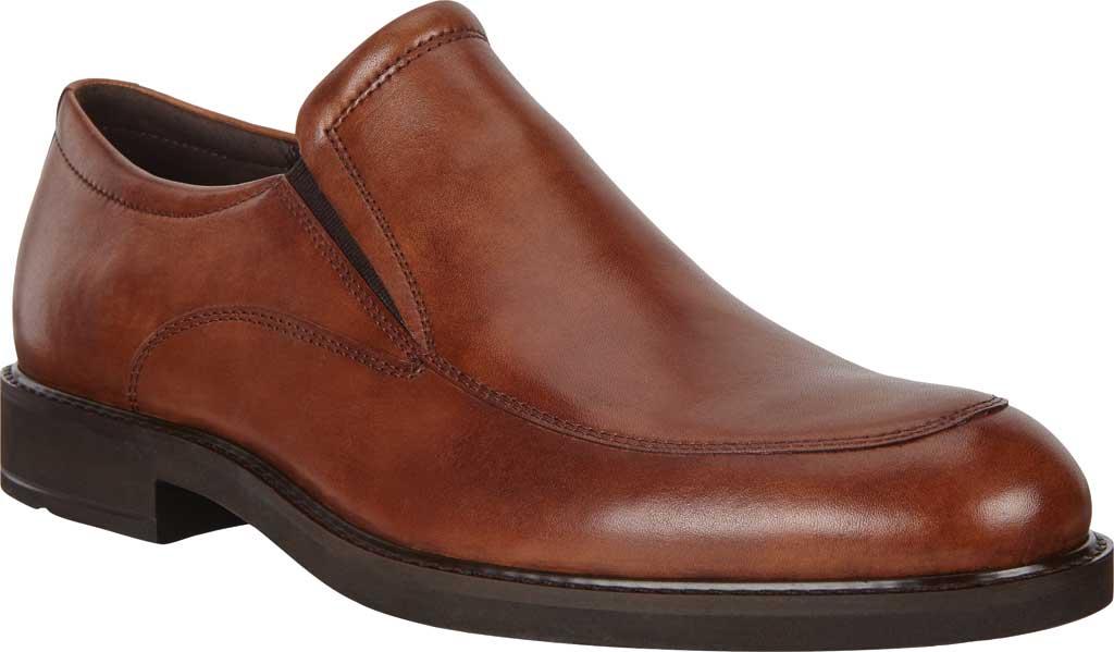 Men's ECCO VITRUS III Slip On Dress Loafer, Amber Full Grain Leather, large, image 1