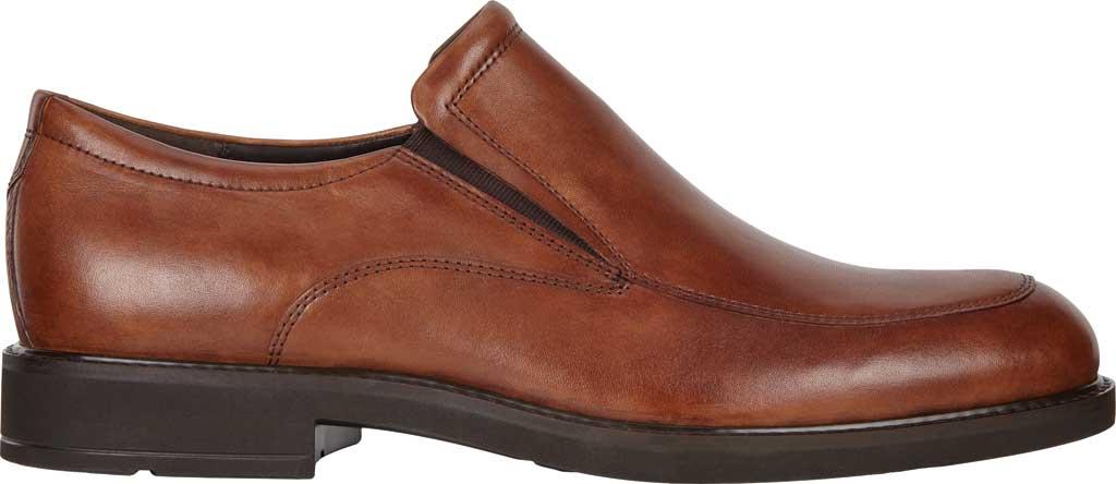 Men's ECCO VITRUS III Slip On Dress Loafer, Amber Full Grain Leather, large, image 2