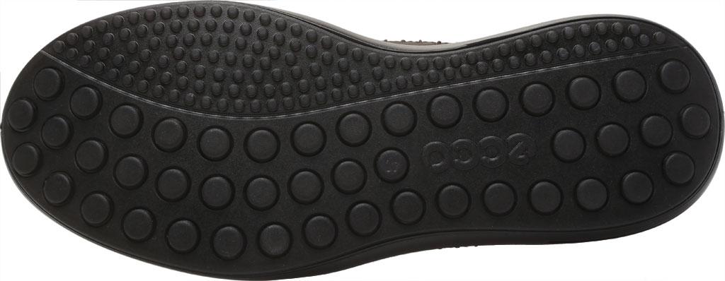Men's ECCO Soft 7 Runner Seawalker Moc Toe Sneaker, Mocha Cow Oil Nubuck, large, image 6