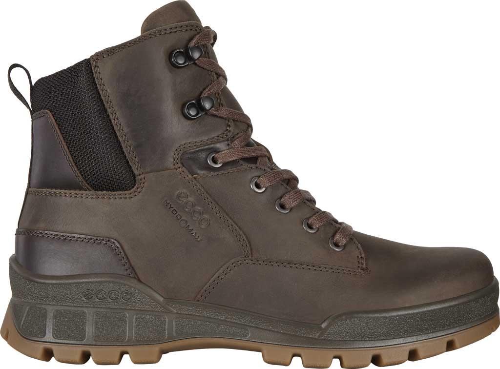 Men's ECCO Track 25 HYDROMAX PrimaLoft Boot, Coffee/Coffee Cow Oil Nubuck/Cow Leather, large, image 2