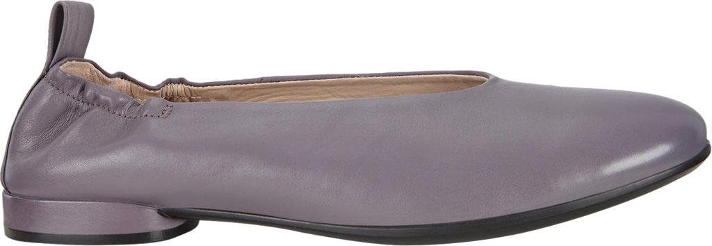 Women's ECCO Anine Classic Ballet Flat, Dusk Full Grain Leather, large, image 2