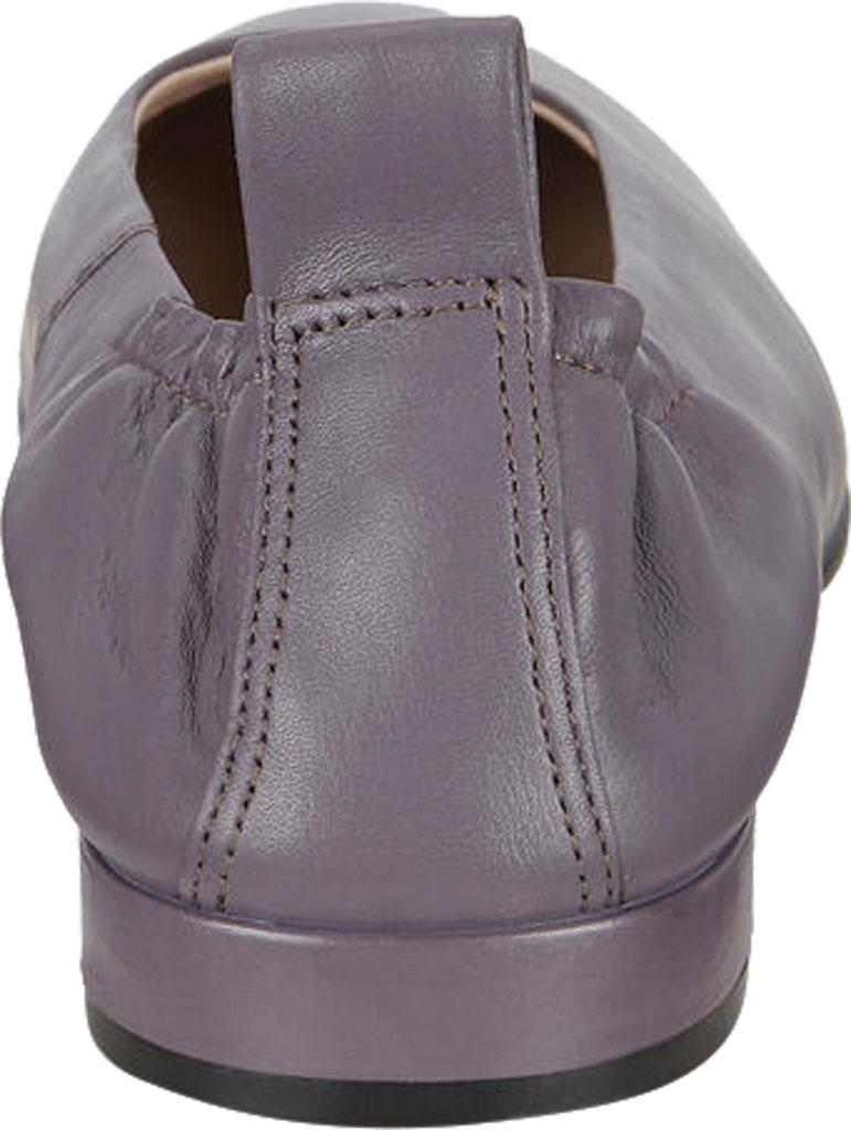 Women's ECCO Anine Classic Ballet Flat, Dusk Full Grain Leather, large, image 4