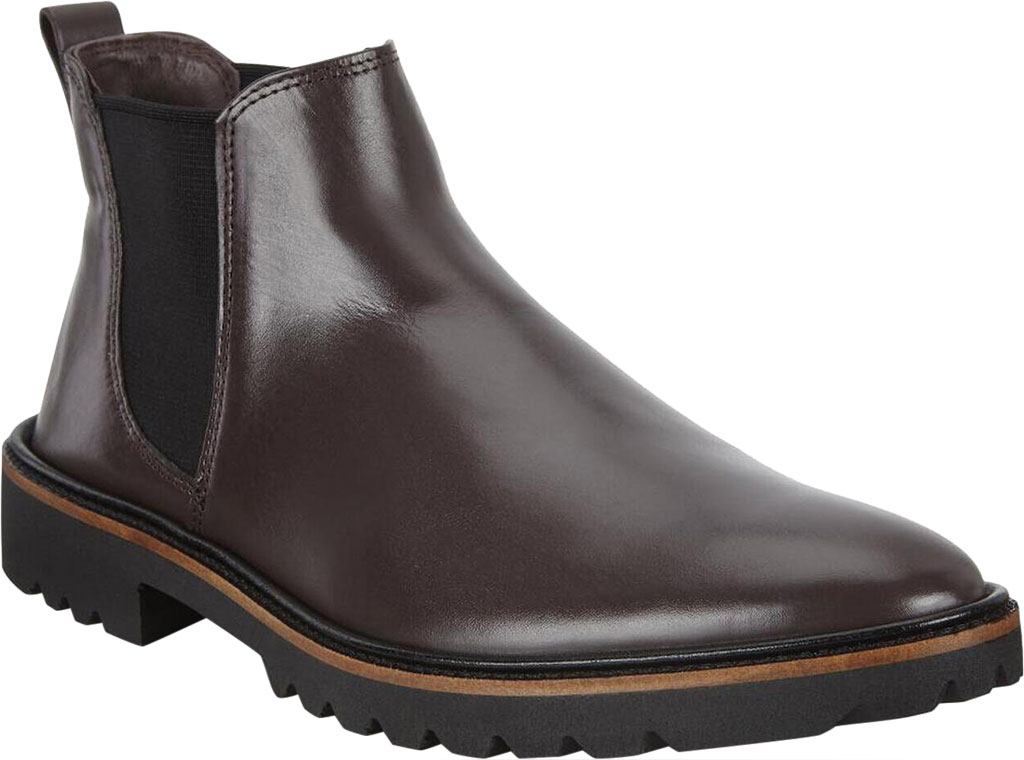 Women's ECCO Incise Tailored Chelsea Boot, Shale Calf Leather, large, image 1