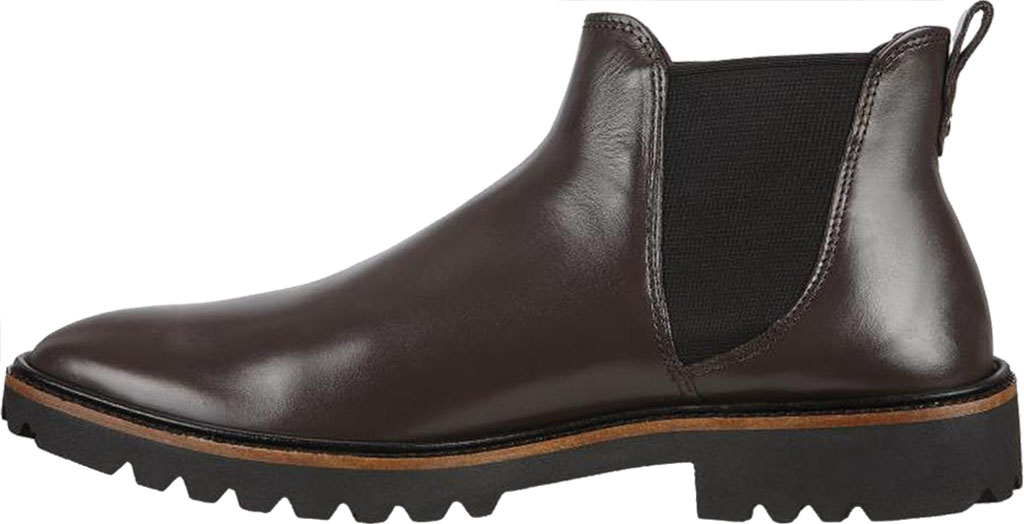 Women's ECCO Incise Tailored Chelsea Boot, Shale Calf Leather, large, image 3