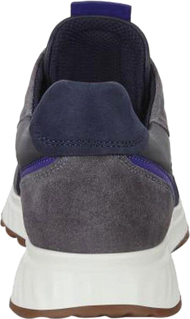 Women's ECCO ST.1 Urban Sneaker, Multicolor Night Sky Leather/Textile, large, image 4