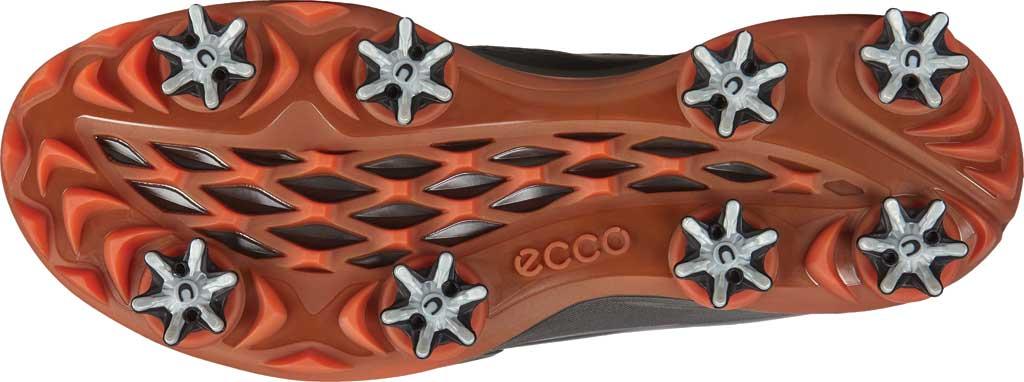 Men's ECCO Biom G3 GORE-TEX Waterproof Golf Spike, Black Full Grain Leather, large, image 3