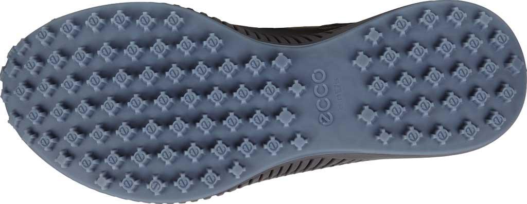 Men's ECCO S-Drive Hybrid Golf Shoe, Magnet Yak Leather, large, image 3
