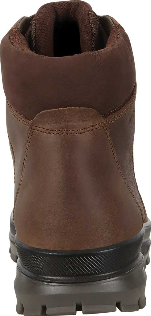 Men's ECCO Rugged Track High Hydromax Water Resistant Boot, Coffee/Coffee Nubuck, large, image 4