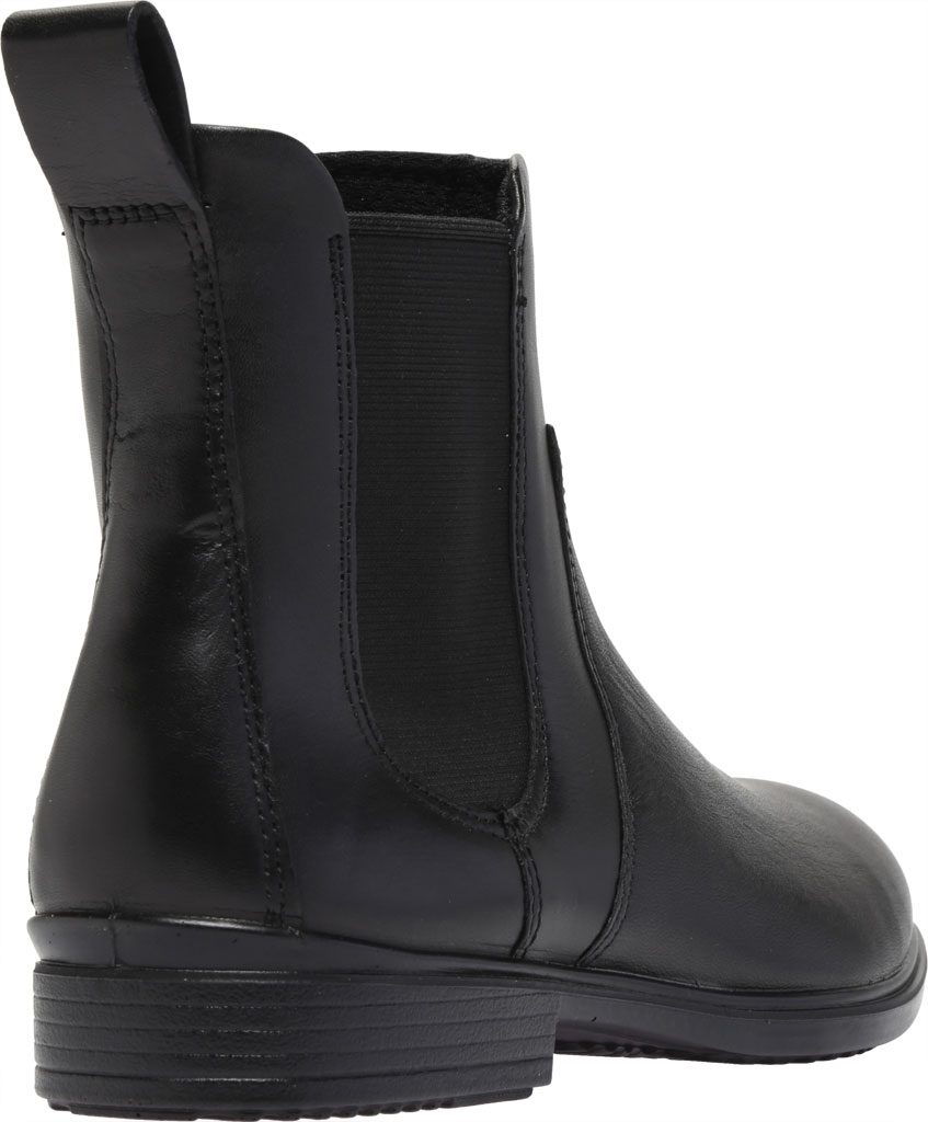 Women's ECCO Touch 15 Chelsea Boot, Black Full Grain Leather, large, image 4
