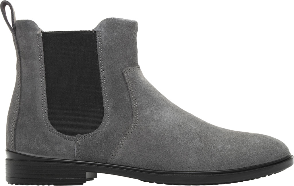 Women's ECCO Touch 15 Chelsea Boot, Magnet Suede, large, image 2