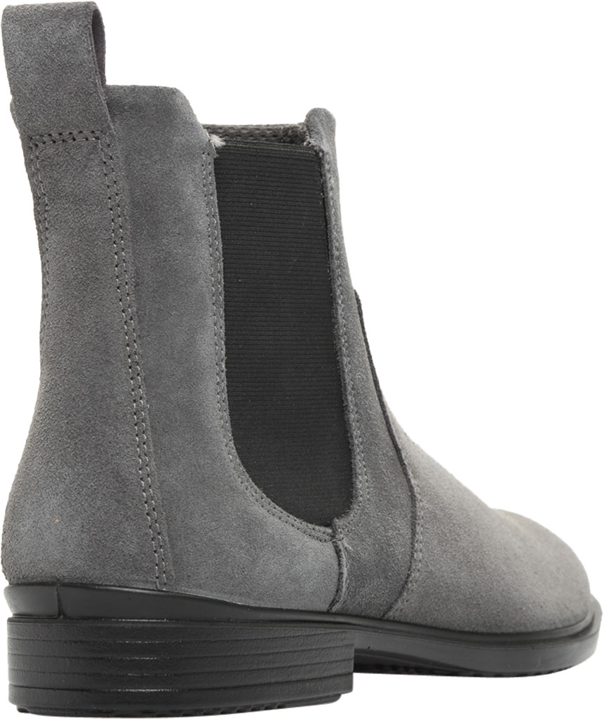 Women's ECCO Touch 15 Chelsea Boot, Magnet Suede, large, image 4