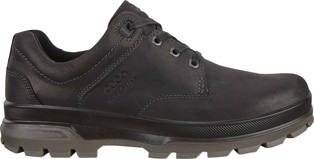 Men's ECCO Rugged Track High Hydromax Outdoor Shoe, Black Nubuck, large, image 2