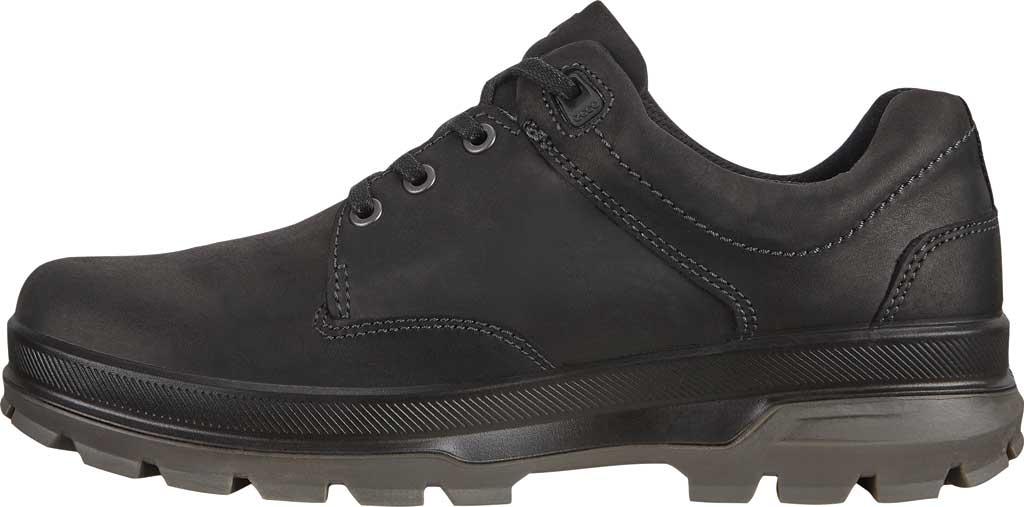 Men's ECCO Rugged Track High Hydromax Outdoor Shoe, Black Nubuck, large, image 3