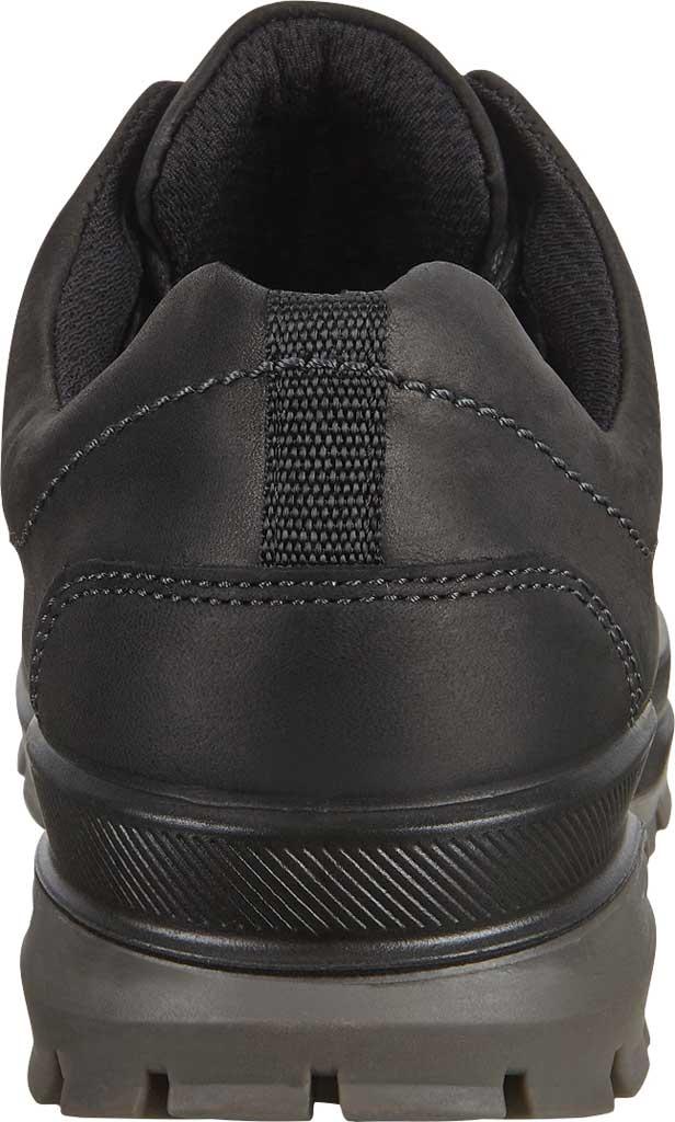 Men's ECCO Rugged Track High Hydromax Outdoor Shoe, Black Nubuck, large, image 4