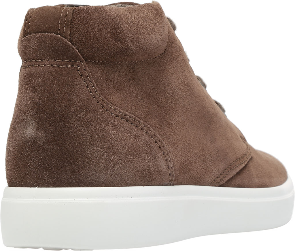 Men's ECCO Soft Classic Chukka Boot, Dark Clay Suede, large, image 4