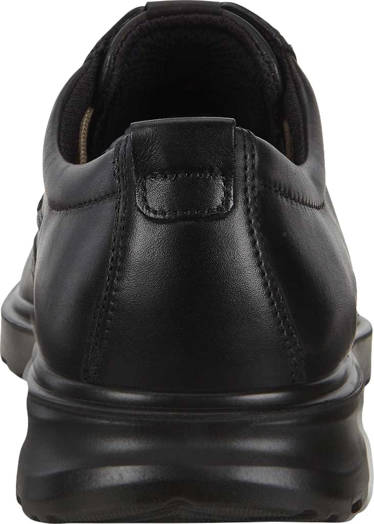 Men's ECCO CS20 Hybrid Wing Tip Oxford, Black Full Grain Leather, large, image 4