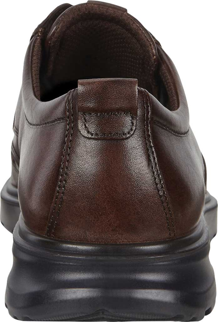 Men's ECCO CS20 Hybrid Wing Tip Oxford, Cocoa Brown Full Grain Leather, large, image 4