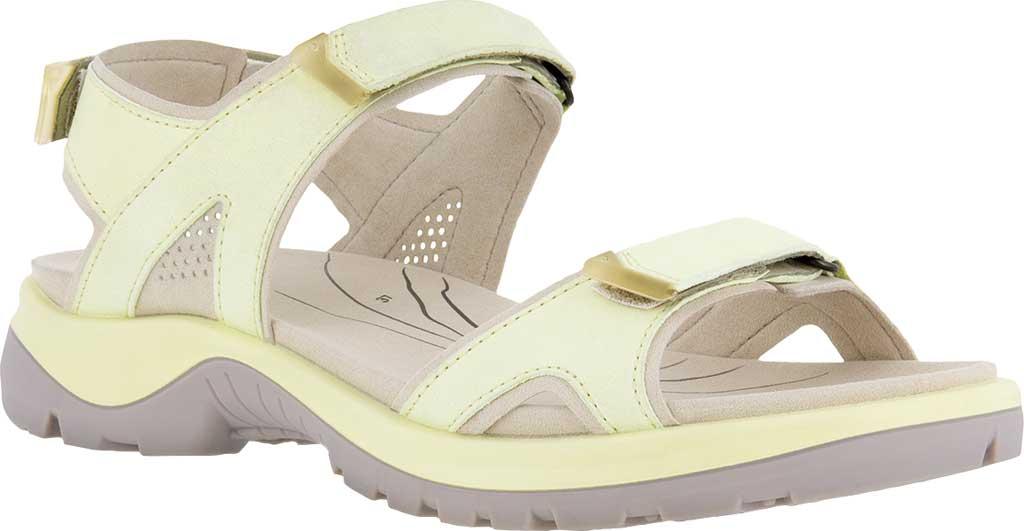 Women's ECCO Yucatan 2.0 Sport Sandal, Sherbet Yak Nubuck, large, image 1