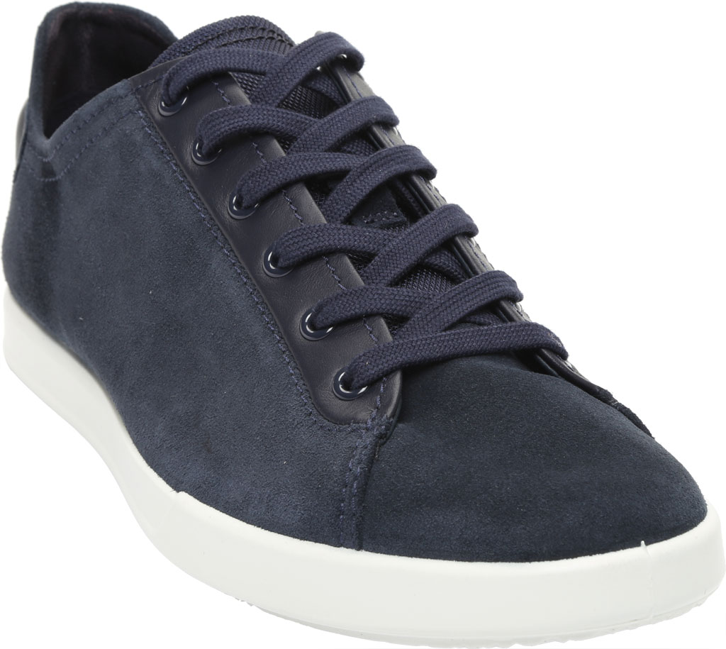 Men's ECCO Collin 2.0 All Day Sneaker, Night Sky Suede/Leather/Textile, large, image 1
