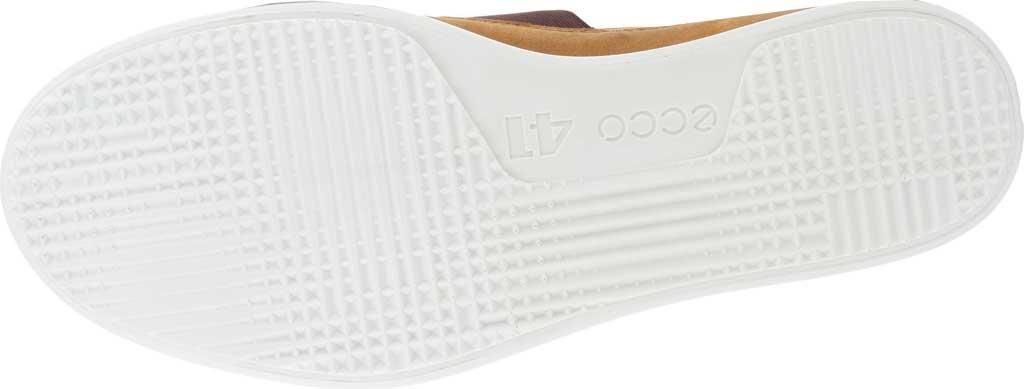 Men's ECCO Cathum Perforated Slip On Sneaker, Camel Nubuck, large, image 5