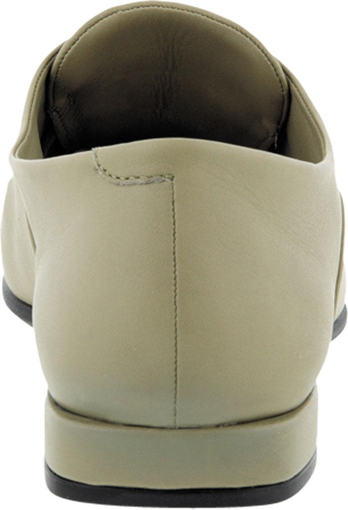 Women's ECCO Anine Squared Toe Tie Oxford, Vetiver Full Grain Leather, large, image 3