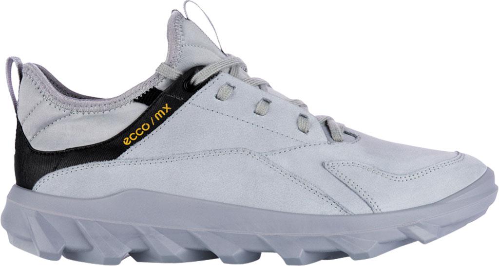 Women's ECCO MX Low Sneaker, Silver Grey Nubuck, large, image 2