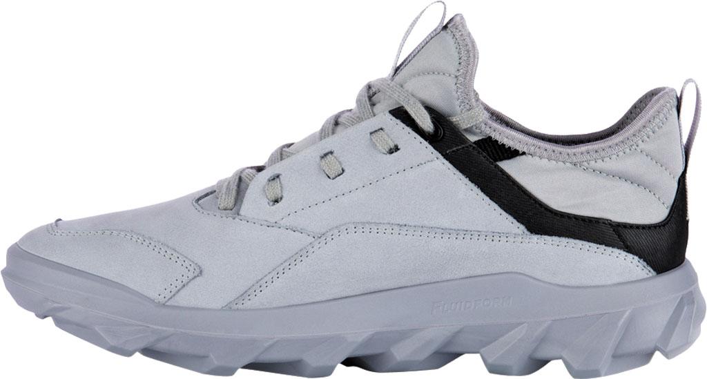 Women's ECCO MX Low Sneaker, Silver Grey Nubuck, large, image 3
