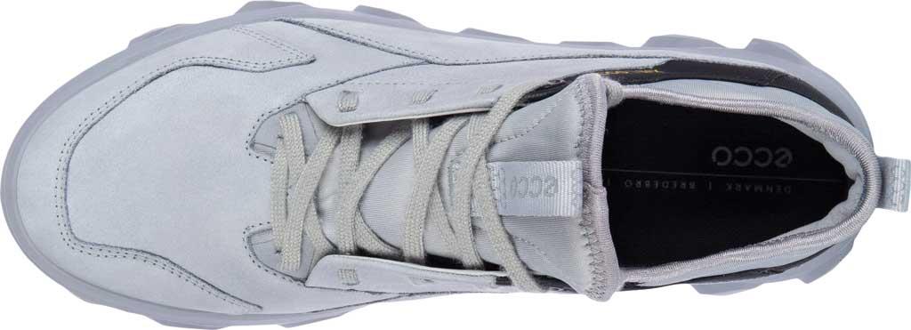 Women's ECCO MX Low Sneaker, Silver Grey Nubuck, large, image 5