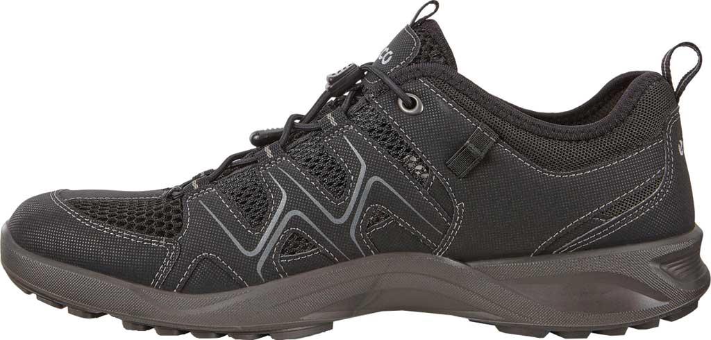 Men's ECCO Terracruise LT Low Vent Trail Shoe, Black/Black Synthetic/Textile, large, image 2