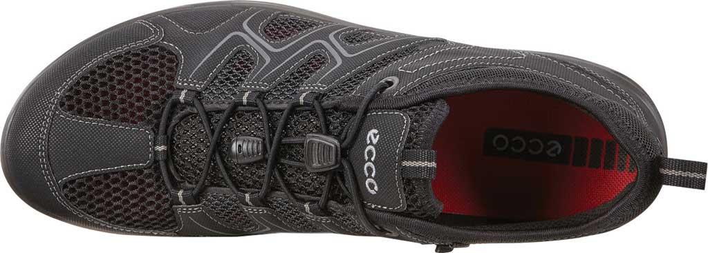 Men's ECCO Terracruise LT Low Vent Trail Shoe, Black/Black Synthetic/Textile, large, image 4