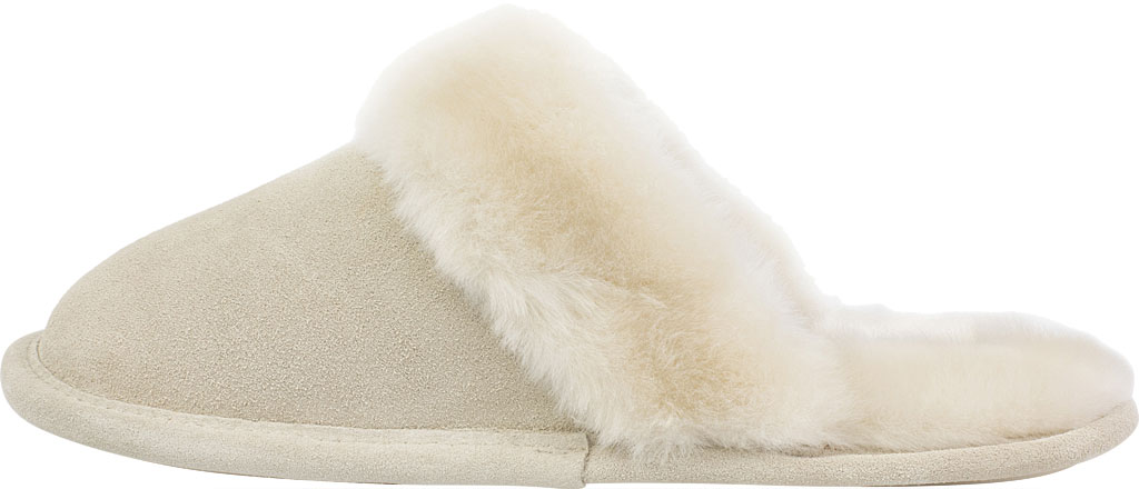 Women's Daniel Green Pammy Scuff Slipper, Sand Suede, large, image 3