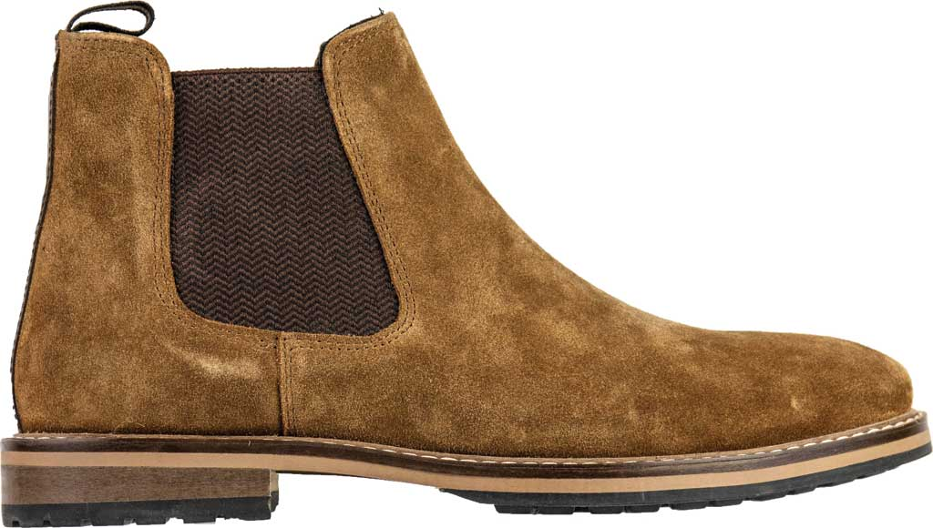 Men's Crevo Rory Chelsea Boot, Chestnut Suede, large, image 1