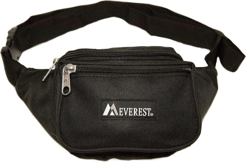 Everest Signature Waist Pack 044KD, Black, large, image 1