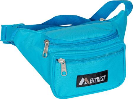 Everest Signature Waist Pack 044KD, Turquoise, large, image 1