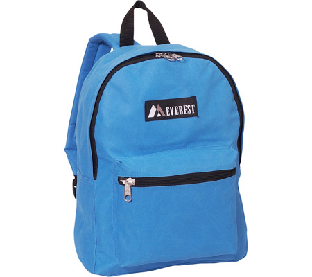 Everest Basic Backpack, Royal Blue, large, image 1
