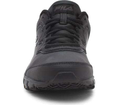 Women's Fila Memory Fresh Start SR Shoe, White/White/White, large, image 3