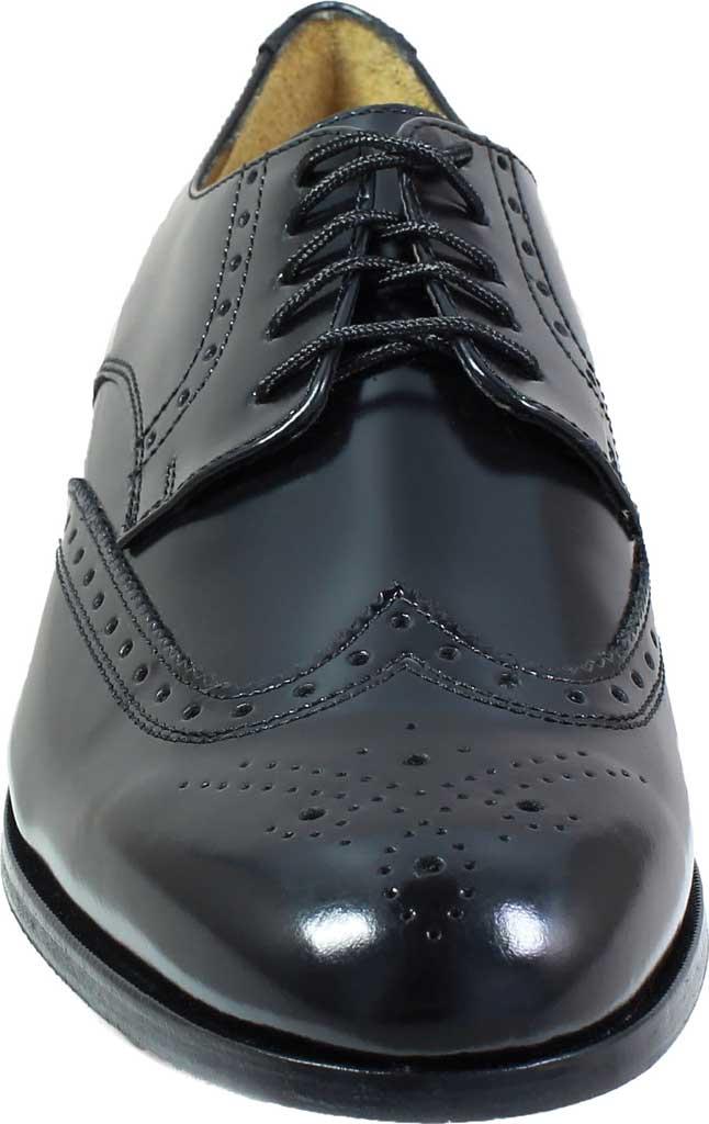 Men's Florsheim Brookside, Black Leather, large, image 4