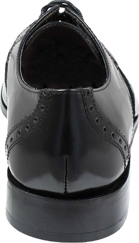 Men's Florsheim Brookside, Black Leather, large, image 5