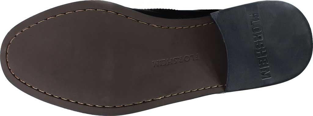 Men's Florsheim Brookside, Black Leather, large, image 7