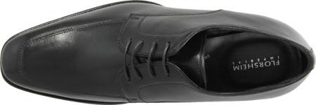 Men's Florsheim Jacobi Moc Oxford, Black Leather, large, image 3
